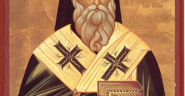 Sfantul Nectarie, tamaduitor si grabnic ajutator